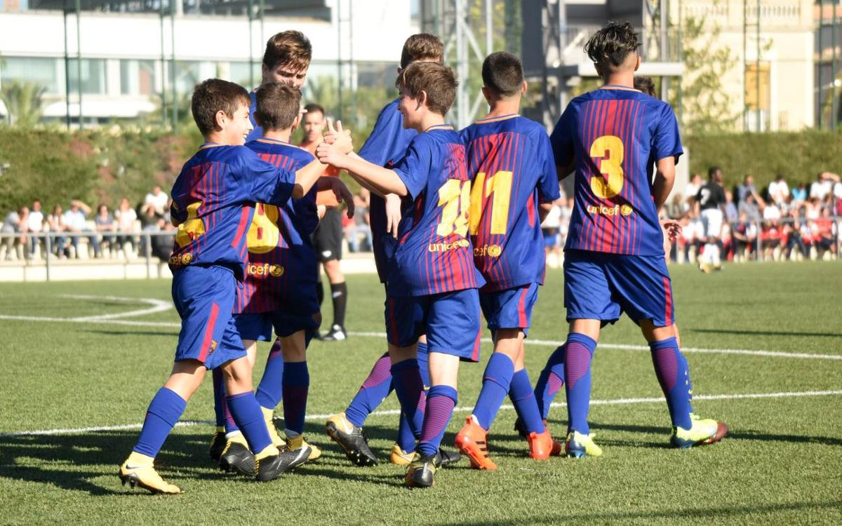 TOP-5 Masia goals of the week