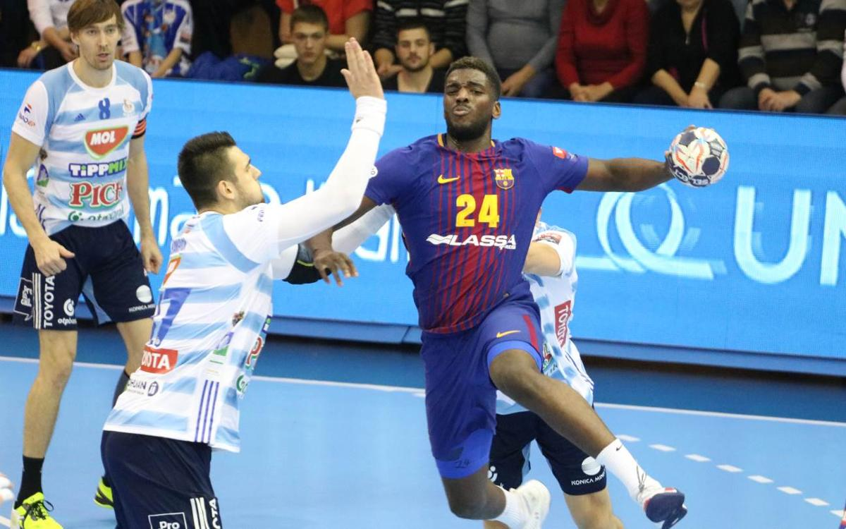 Pick Szeged – Barça Lassa: No luck in a tough match (31-28)
