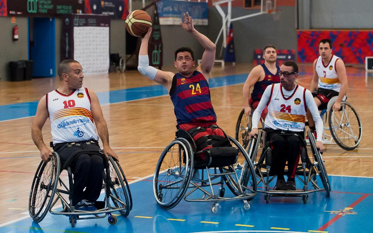Sureste Gran Canaria – UNES FC Barcelona: Debut con victoria (27-47)