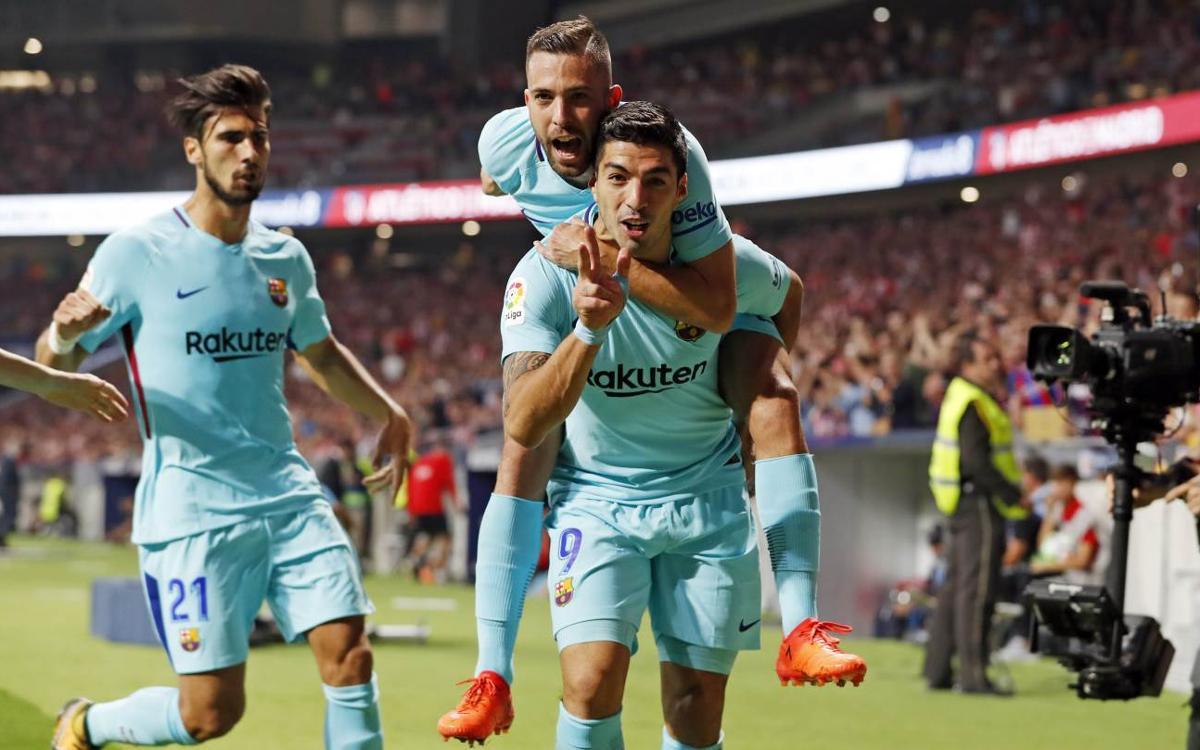 Vidéo - Chronique : Atlético de Madrid - FC Barcelone : Un point en or (1-1)