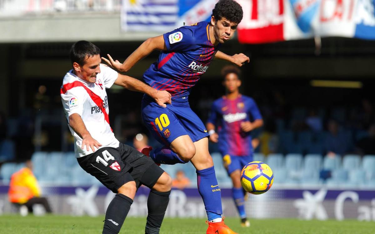 FC Barcelona B 1-1 Sevilla Atlético: Luckless over the final metres