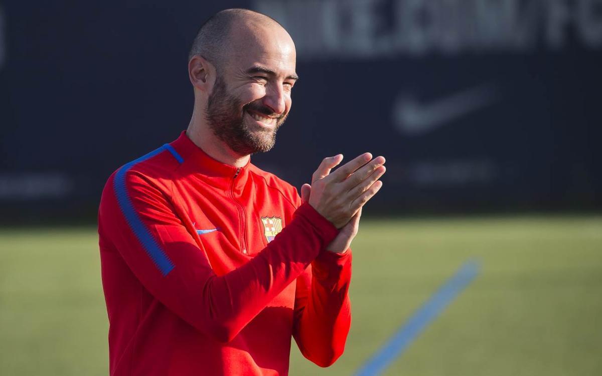 """Fran Sánchez, abans de l'Atlètic: """"Important, però no determinant"""""""