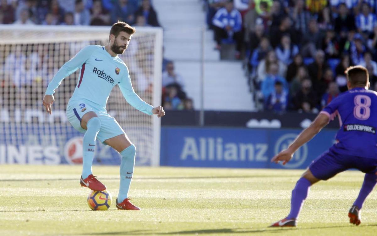 Alegaciones por las amarillas de Piqué y Suárez