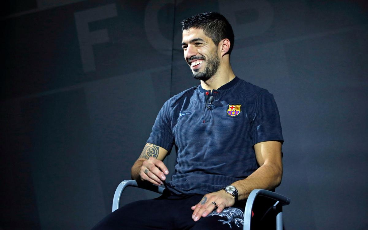 Luis Suárez Interview: 'I'm the first one to look myself in the mirror'