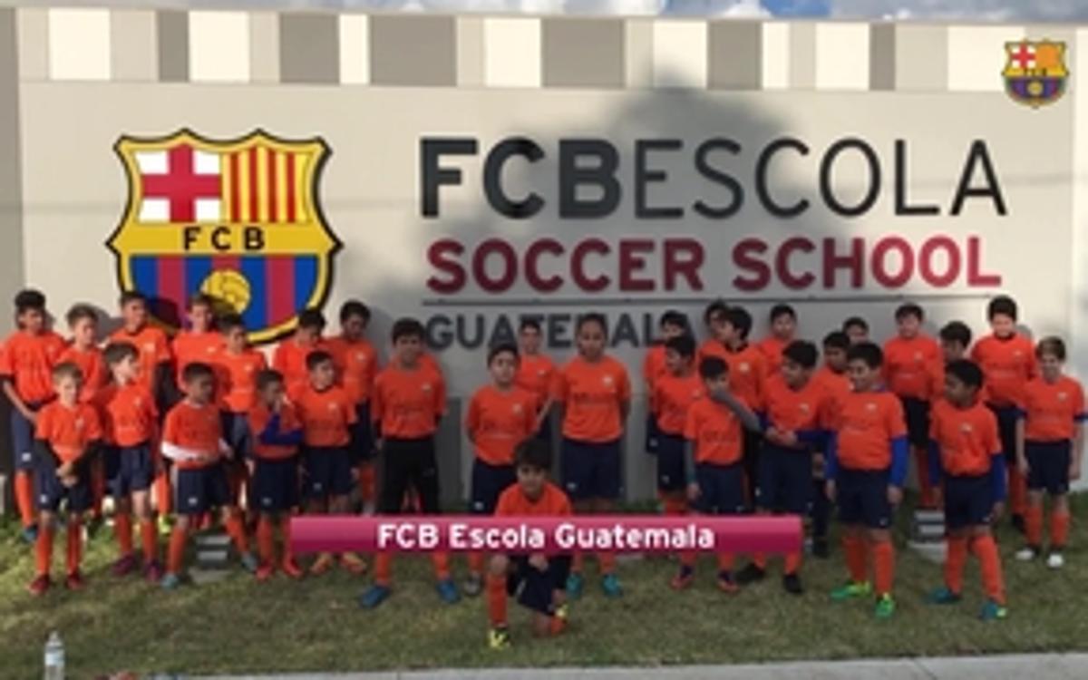 Costa Rica, home of the second FCBEscola in Central America