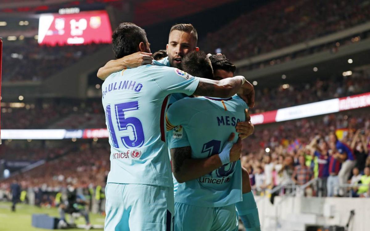 マッチプレビュー:アスレティック・クラブ−FCバルセロナ