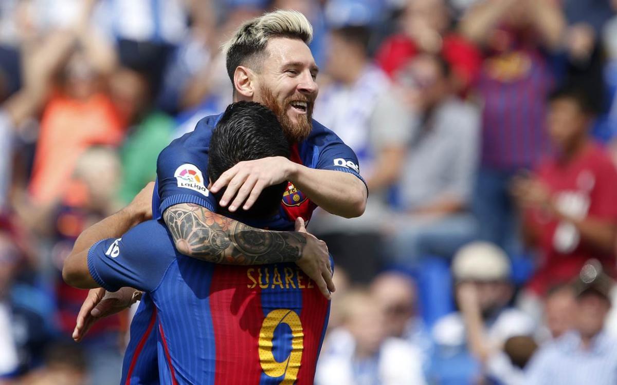 Grandes goles contra el Leganés