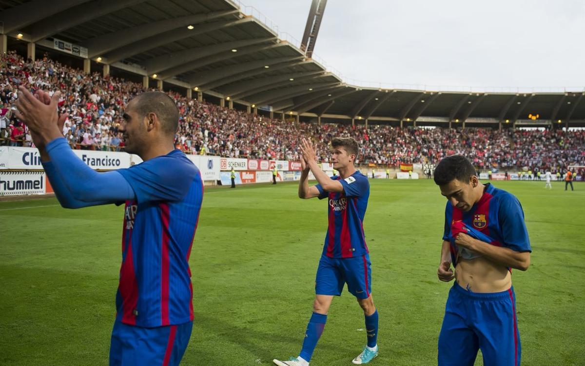 CyD Leonesa - Barça B: A sacarse la espina del play-off