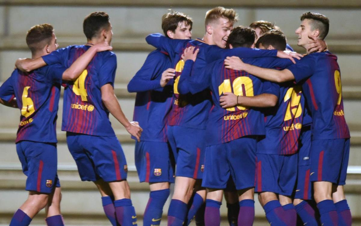 Juvenil A - Zaragoza: insistentes hasta la victoria (1-0)