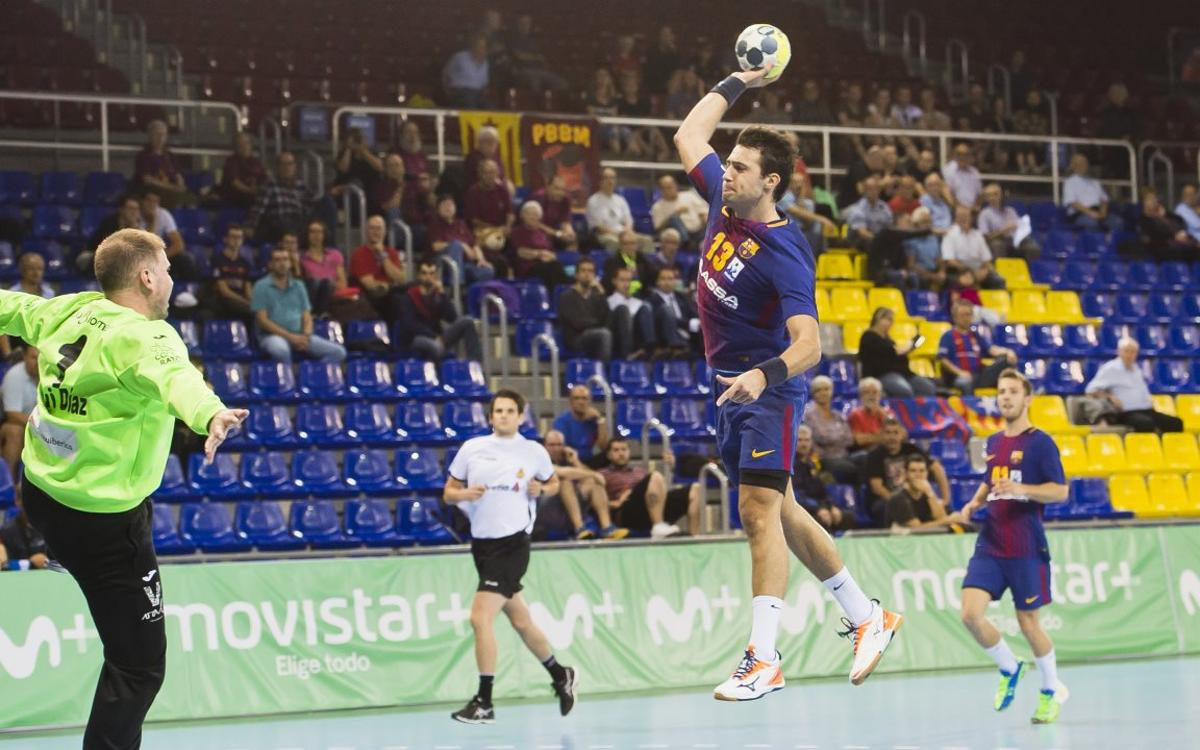 FC Barcelona Lassa - Recoletas At. Valladolid: Win to stay leaders (39-25)