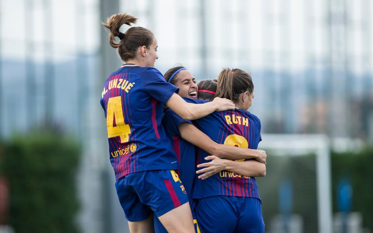 Barça Femení – Sporting Huelva (prèvia): Bon dia el Mini