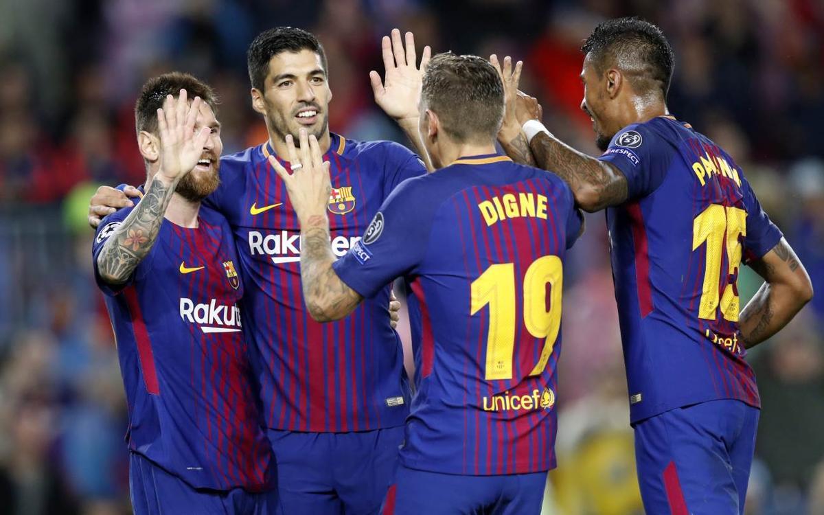 Vidéo | Chronique : FC Barcelone - Olympiakos : Un 10 qui en vaut 100 ! (3-1)
