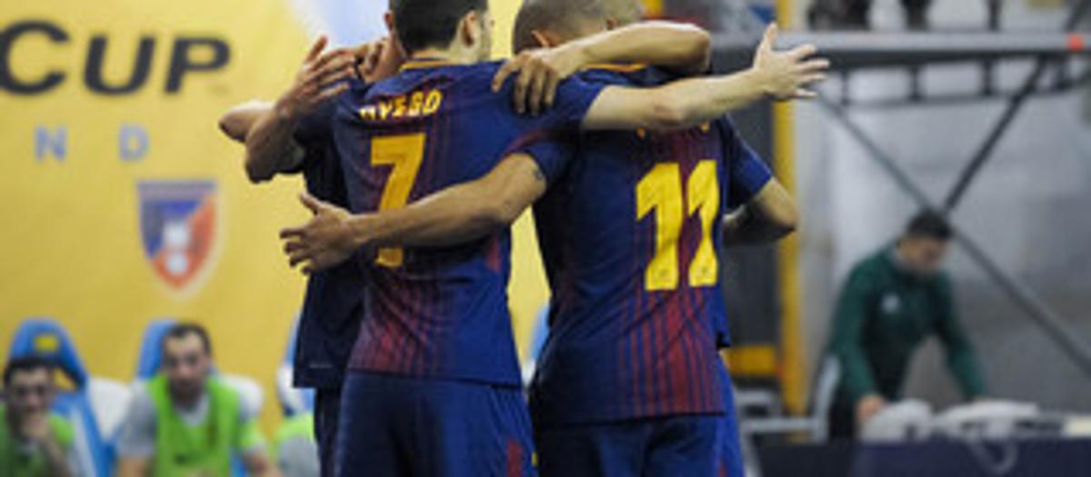 Fútbol Sala - FC Barcelona B