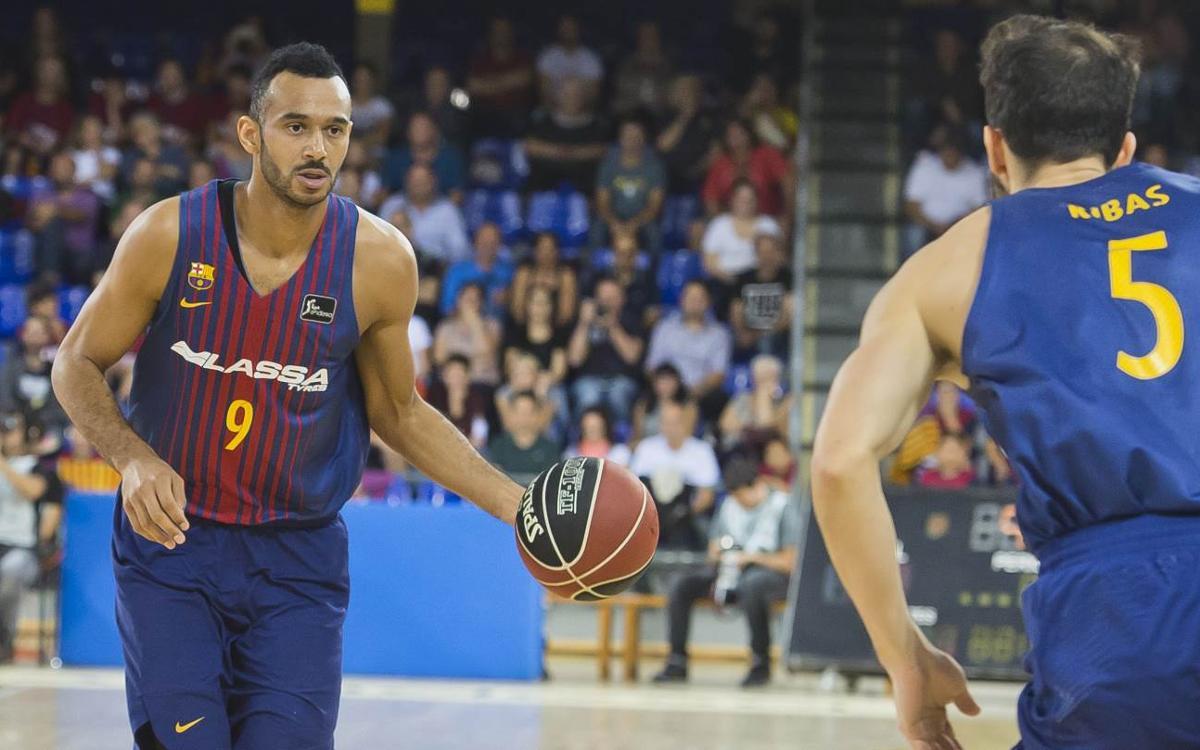 RETAbet Bilbao Basket - FCB Lassa: Nueva prueba en una pista complicada