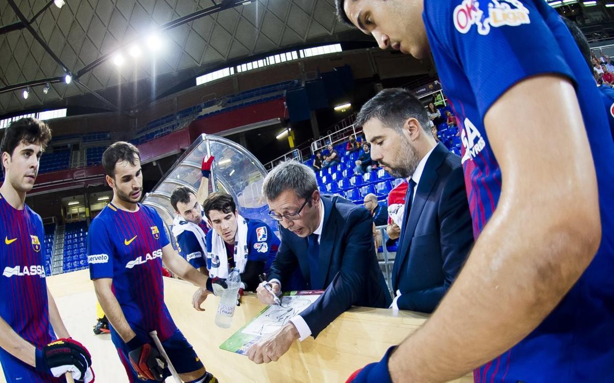 Barça Lassa – Arenys de Munt: Una cita per fer passos endavant