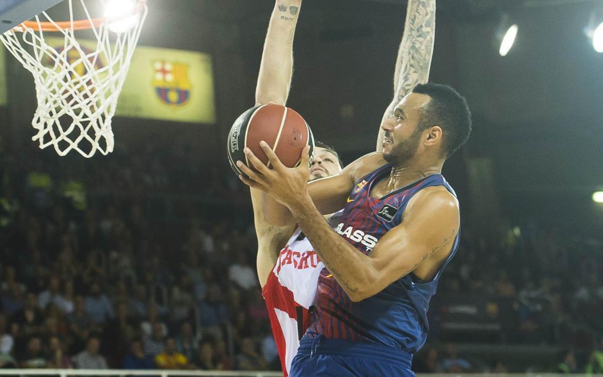 FC Barcelona Lassa - Kirolbet Baskonia: Sense marge d'error al Palau