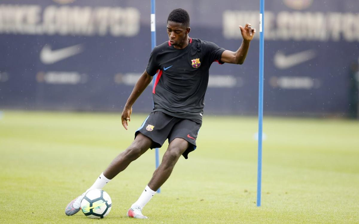 Image result for barcelona team training