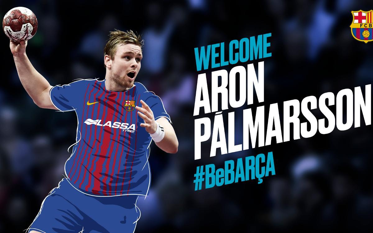 Aron Pálmarsson reforça la primera línia del Barça Lassa