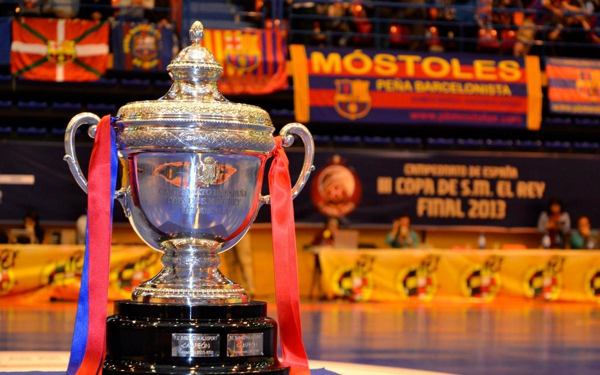 El Rivas, rival als quarts de final de la Copa del Rei