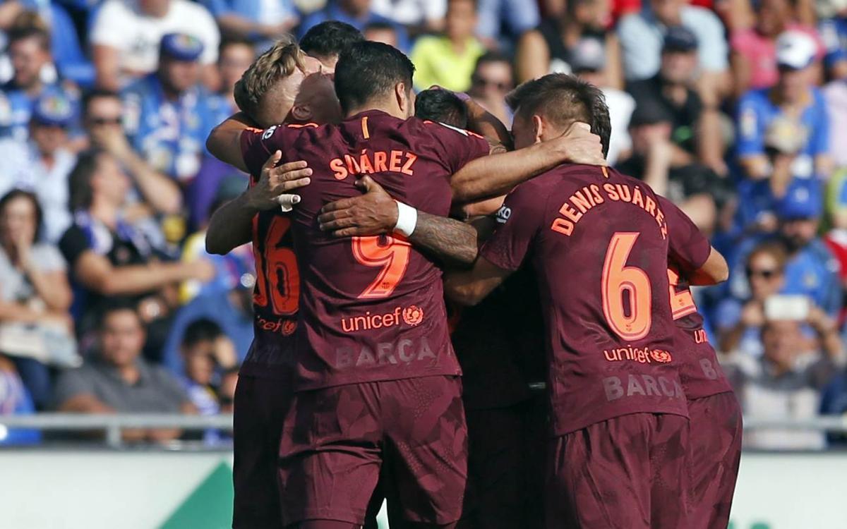 PREVIA - Sporting Clube de Portugal - FC Barcelona: Lisboa pone a prueba la fiabilidad azulgrana