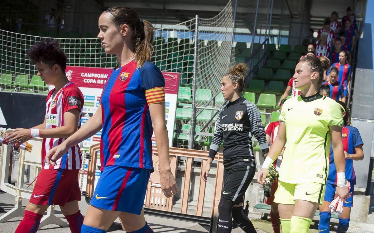 Atlètic de Madrid – FC Barcelona Femení: Sabies que…