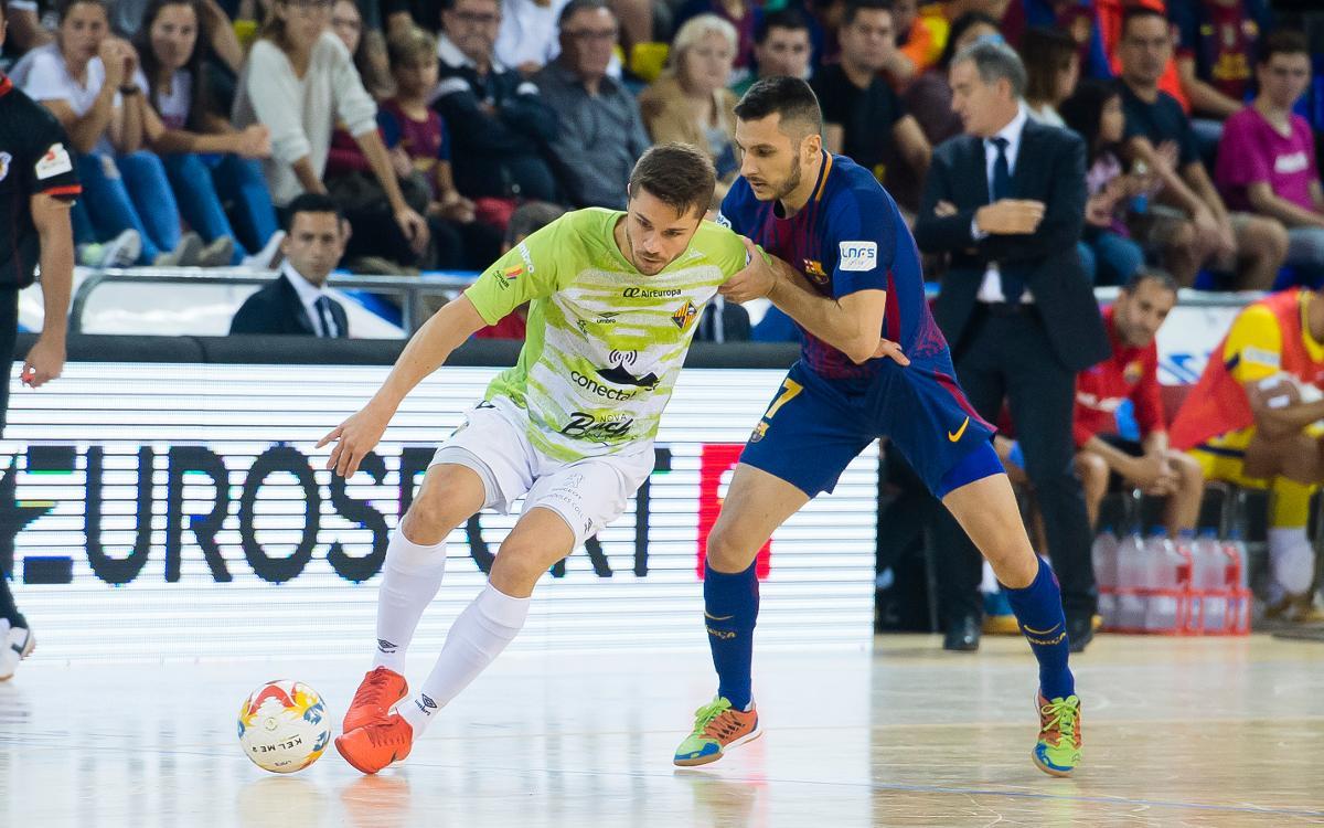 El Palma Futsal, rival en los octavos de Copa del Rey