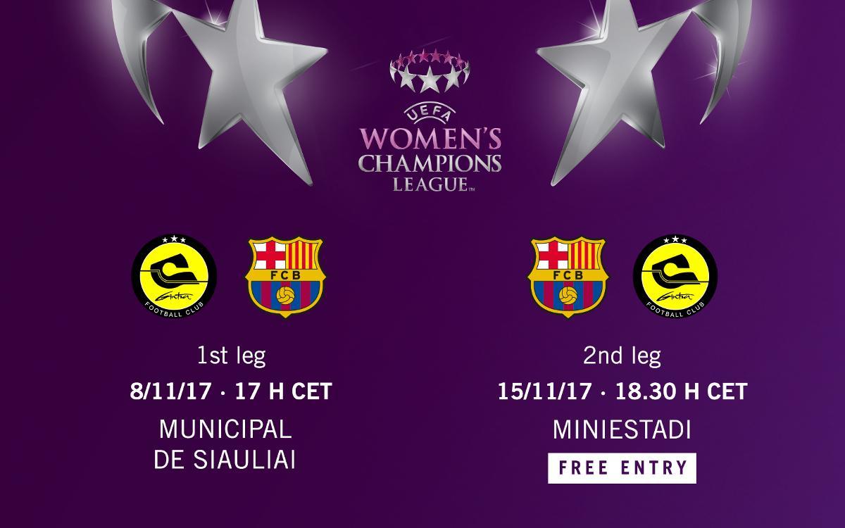 Els horaris dels vuitens de Champions League, confirmats