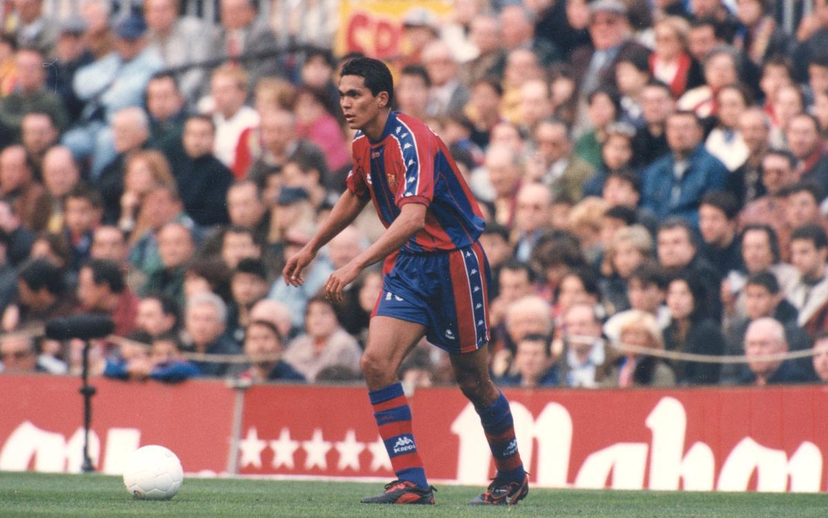Giovanni Silva, el '10' del Barça i de l'Olympiacos