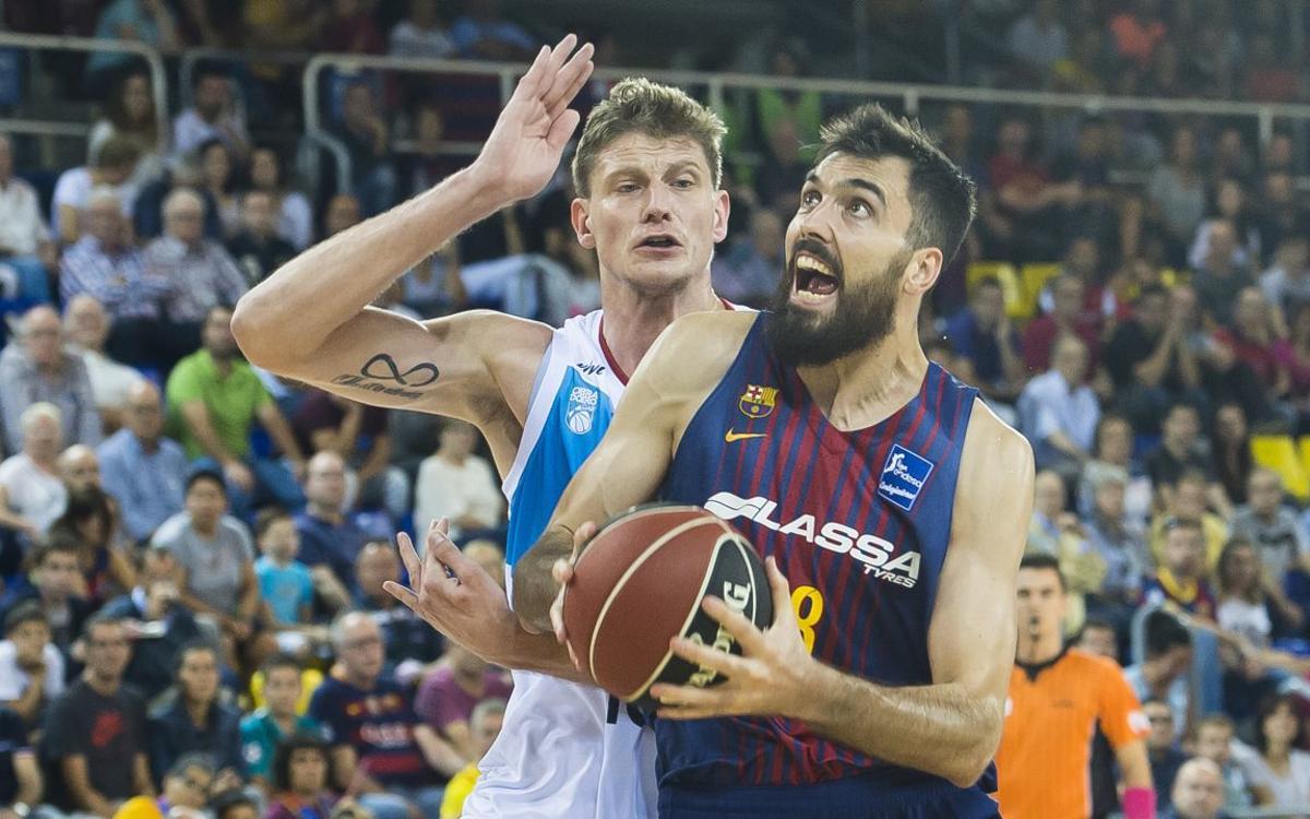Movistar Estudiantes - FC Barcelona Lassa: Nuevo reto en Madrid