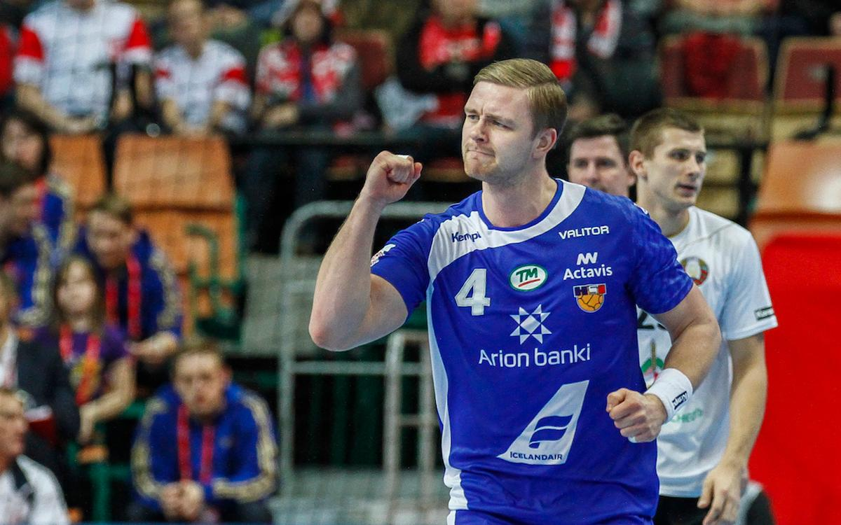 Pálmarsson third Icelander in the history of Barça handball