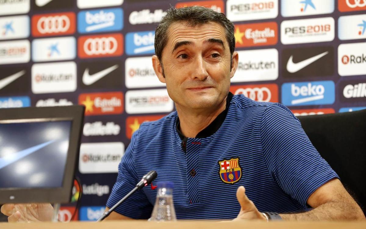 Ernesto Valverde: Athletic are a dangerous team