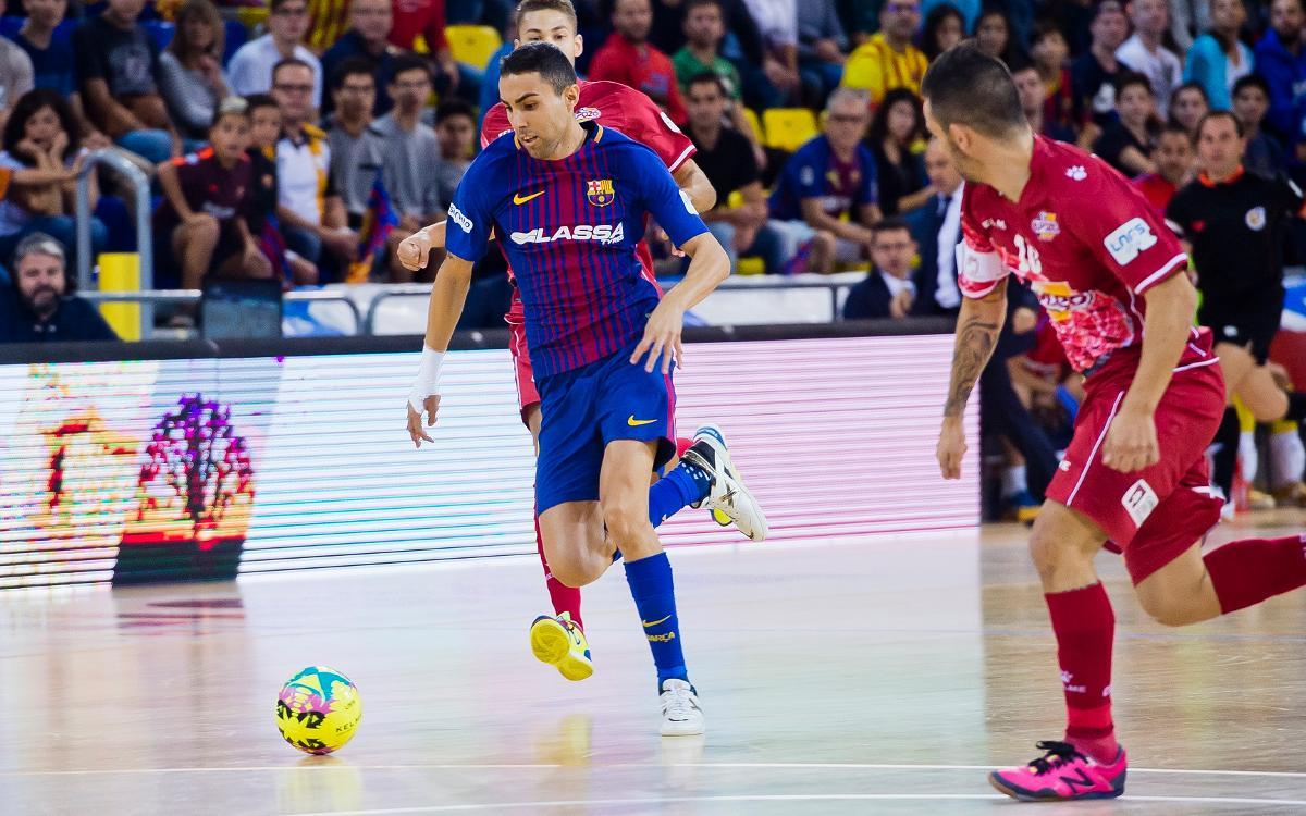 Aicardo, baixa d'última hora per al partit a Saragossa