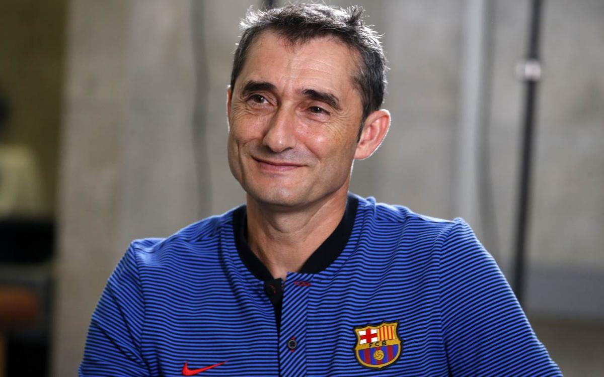 Valverde looking forward to trips to Bilbao and Athens