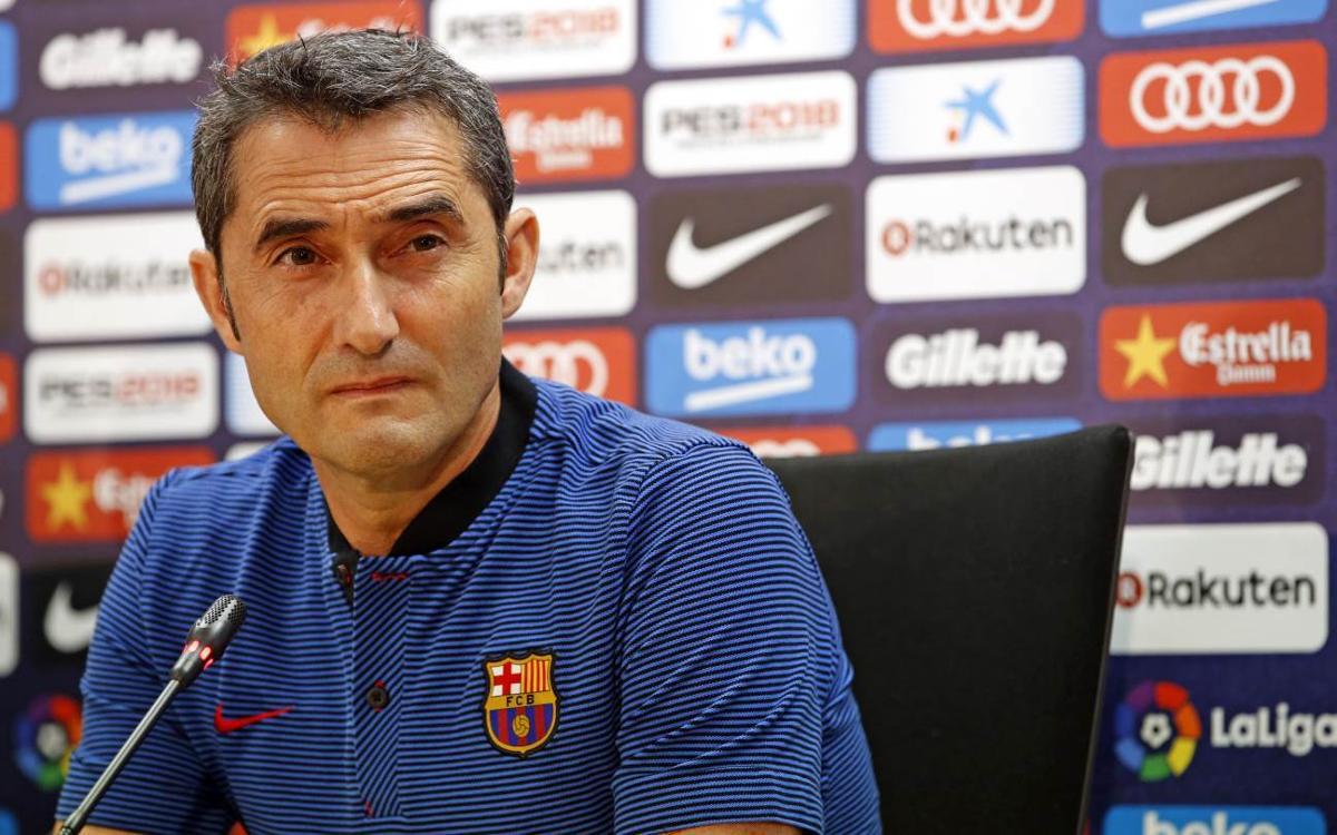 Valverde: Málaga good side despite poor start
