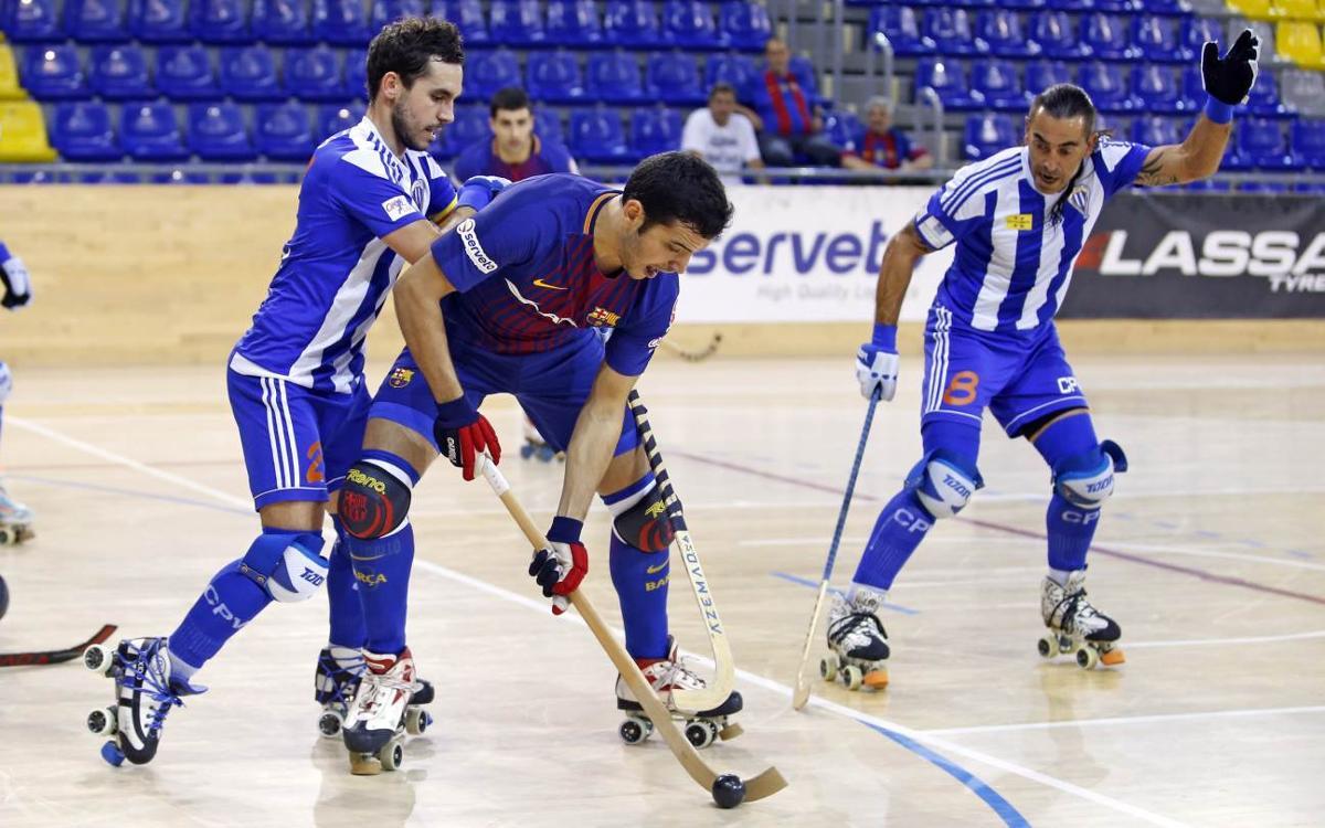 Con el objetivo de conseguir la quinta Liga Catalana