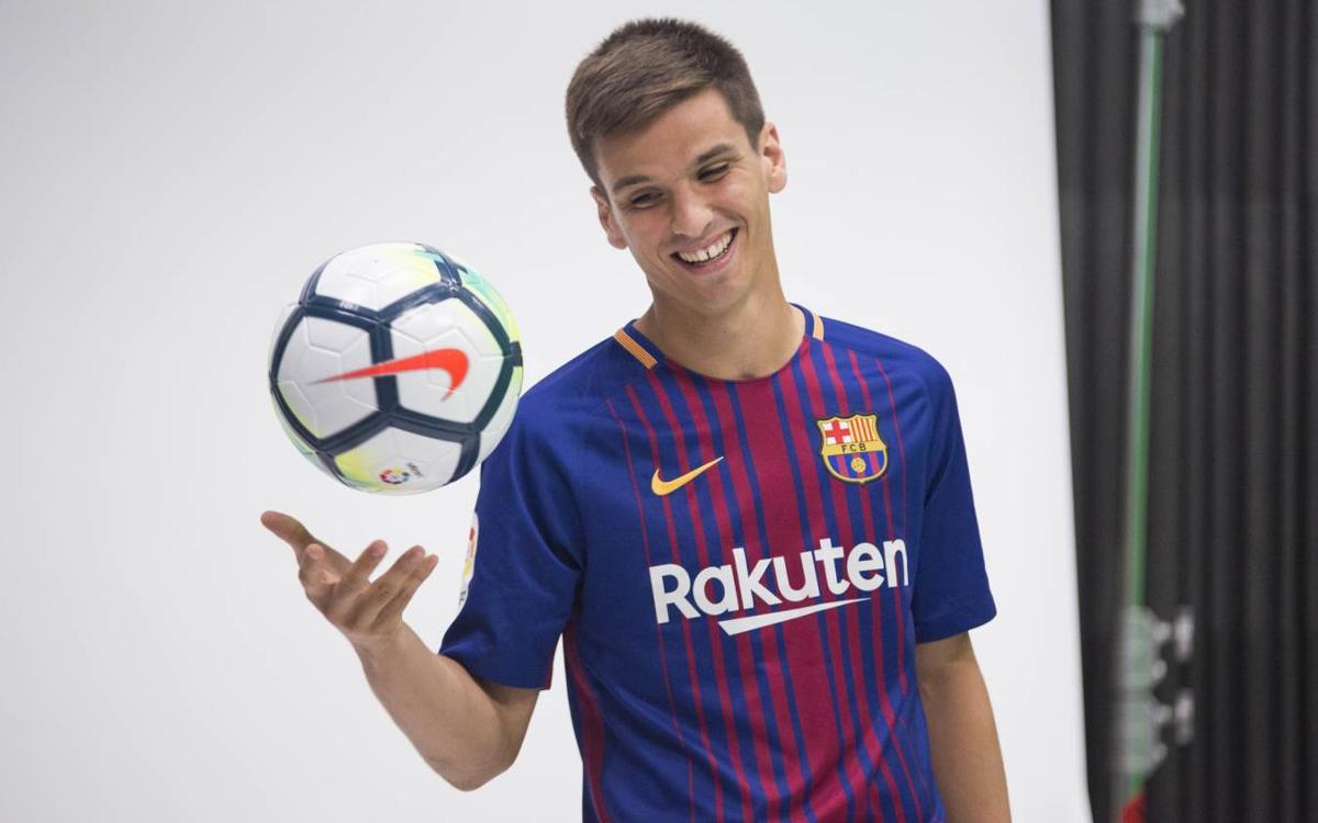 El Barça B es fa les fotos de la temporada 2017/18