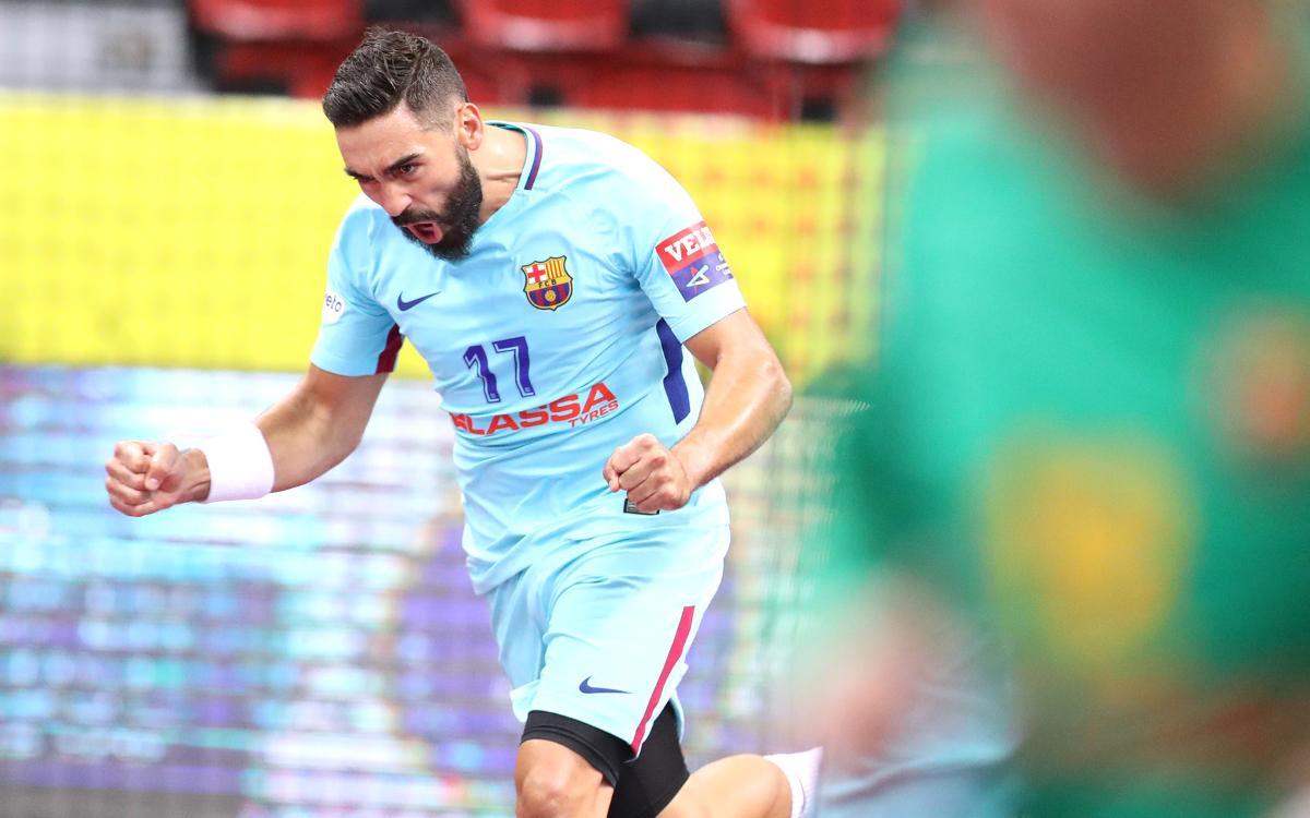 Orlen Wisla Plock – FC Barcelona Lassa: El ritmo debe continuar en Polonia
