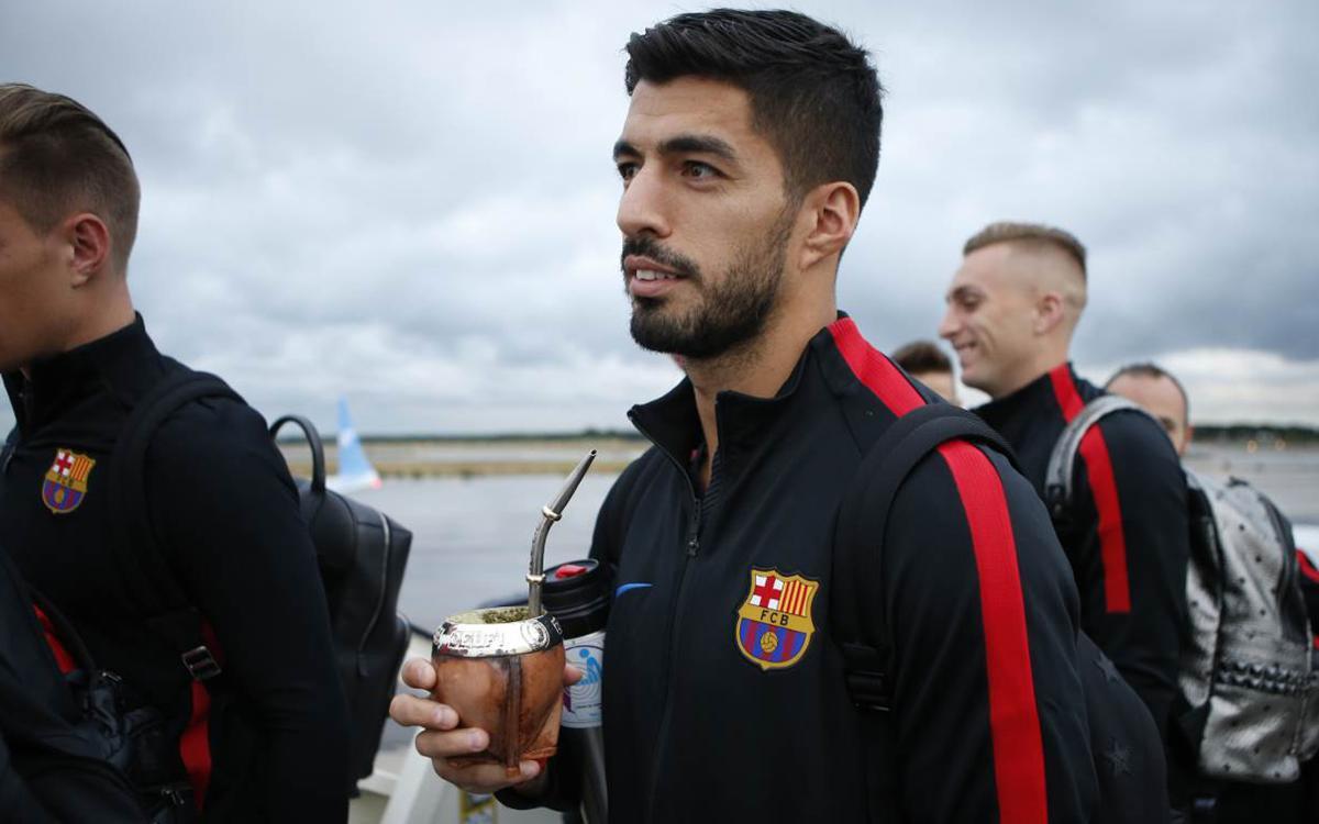 Així ha estat el viatge a Madrid