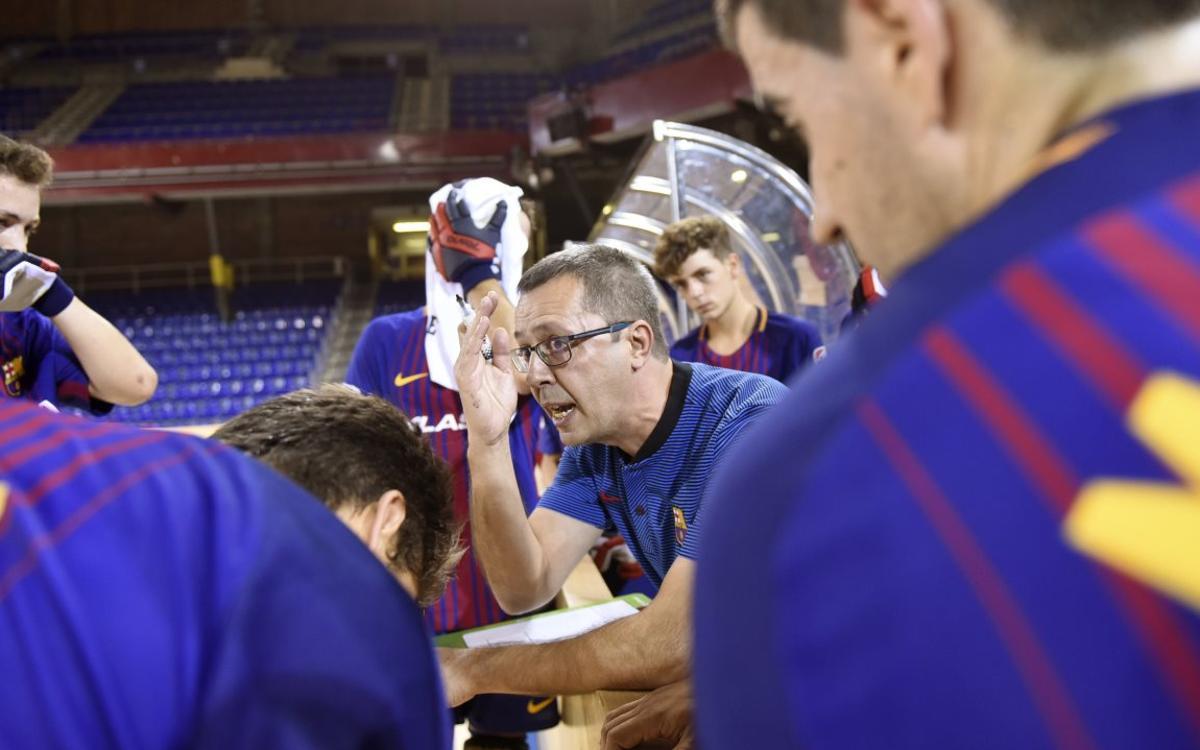 Barça Lassa - PAS Alcoy: Dos refuerzos más para la segunda cita en el Palau Blaugrana