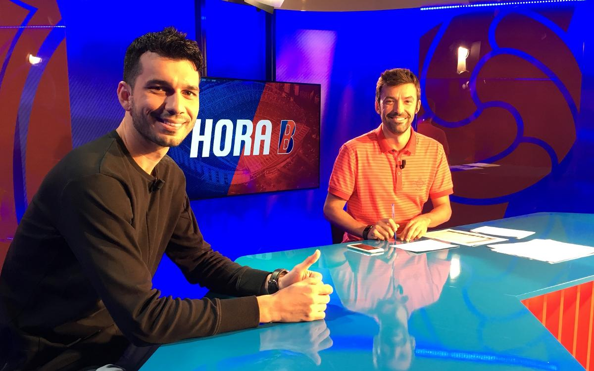 """Esquerdinha: """"Sento gratitud per ElPozo però toca pensar només en el Barça"""""""