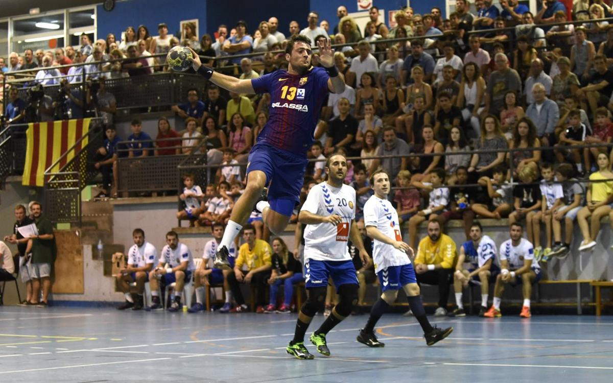 CH Sant Esteve Sesrovires – Barça Lassa: Un partido clásico para comenzar a competir