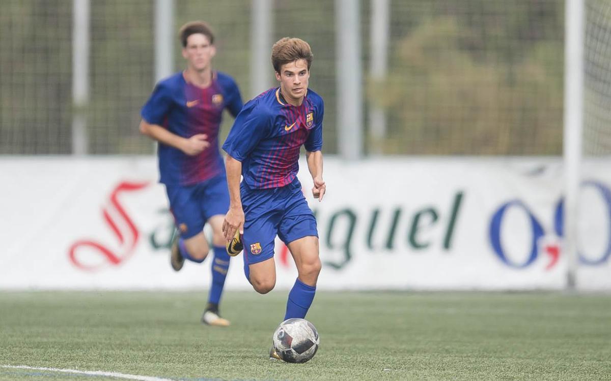 CD San Francisco - Juvenil A: Cruel derrota a les Illes (1-0)