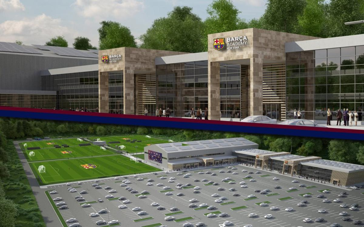 Barça Academy for the United States