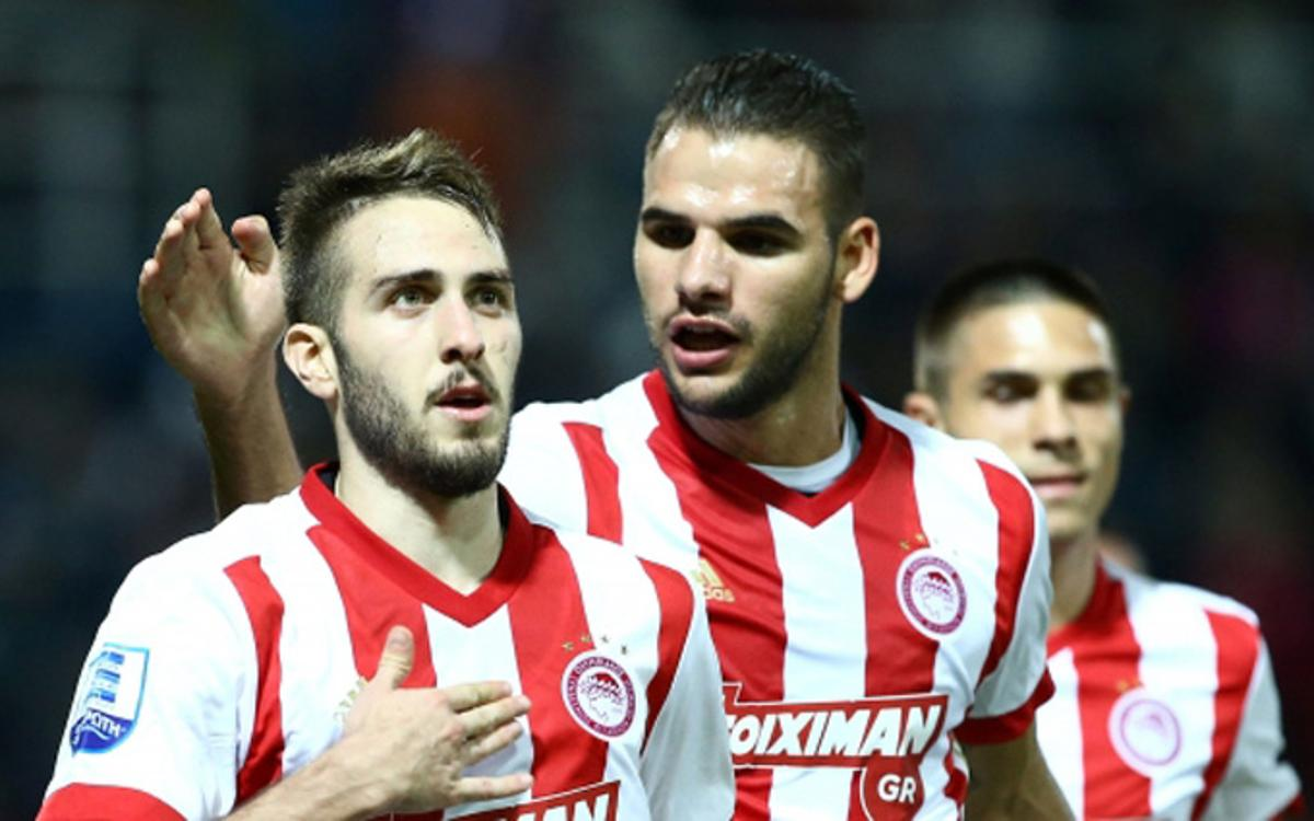RIVAL WATCH: Olympiacos leave it late to win thriller