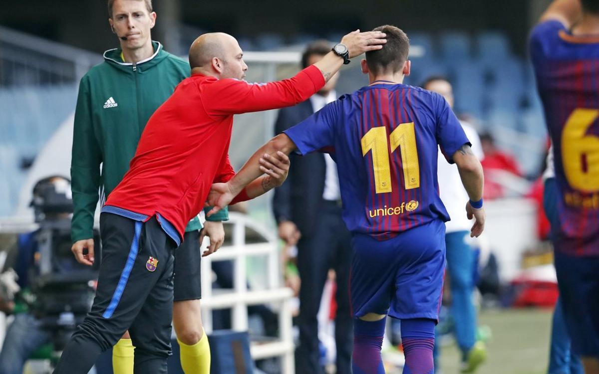 Sporting CP – Juvenil A: Seguir invictos en Europa