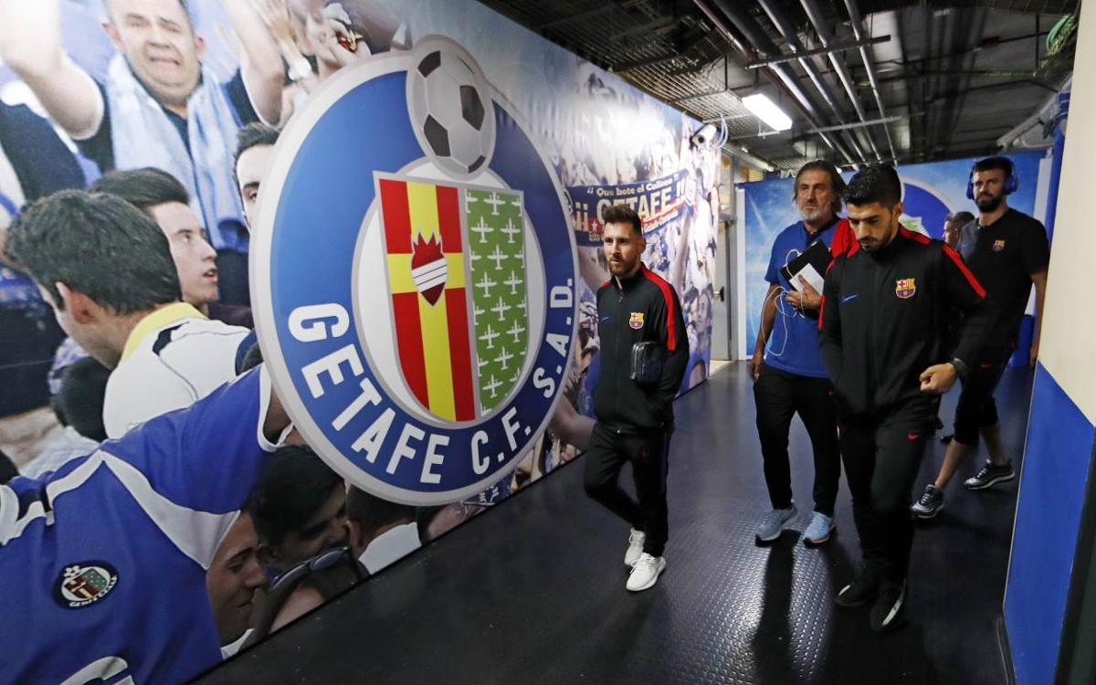 The lowdown on Getafe CF