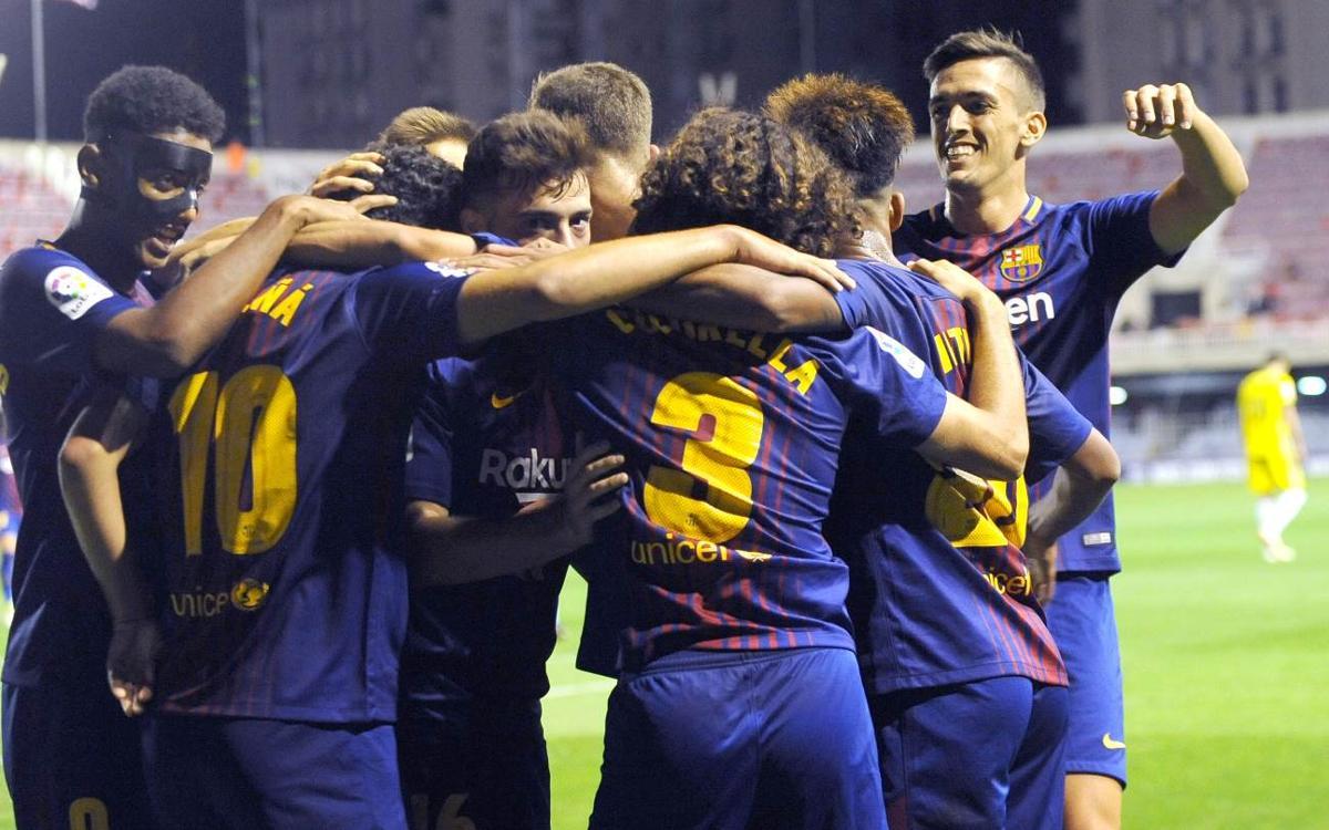 Barça B – Reial Oviedo: El primer de tres ossos en una setmana