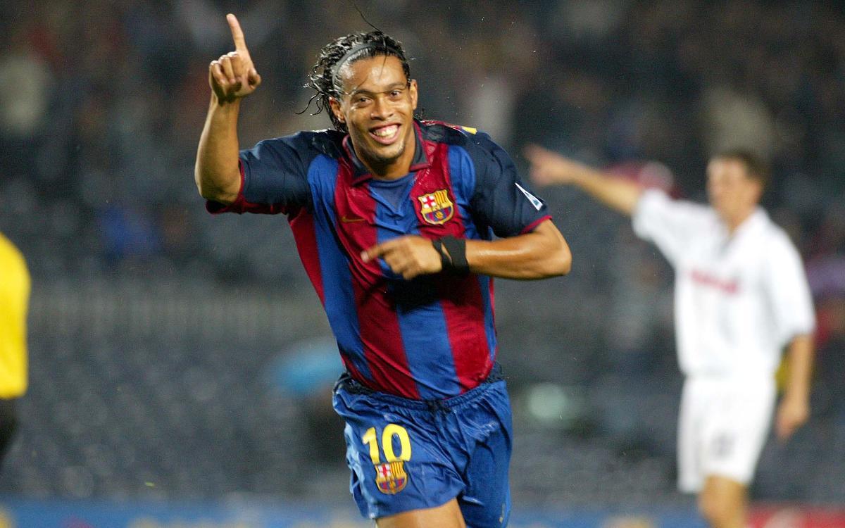 Los debuts goleadores de los grandes fichajes extranjeros en el Camp Nou