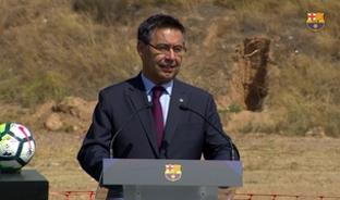 Bartomeu The Masia Players Will Be Able To Look Out The Window At The Stadium