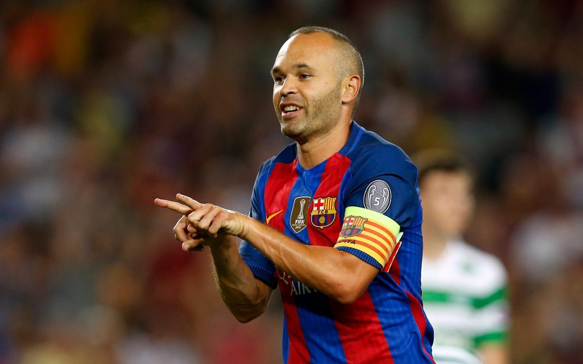 Els últims debuts del FC Barcelona a la Lliga de Campions